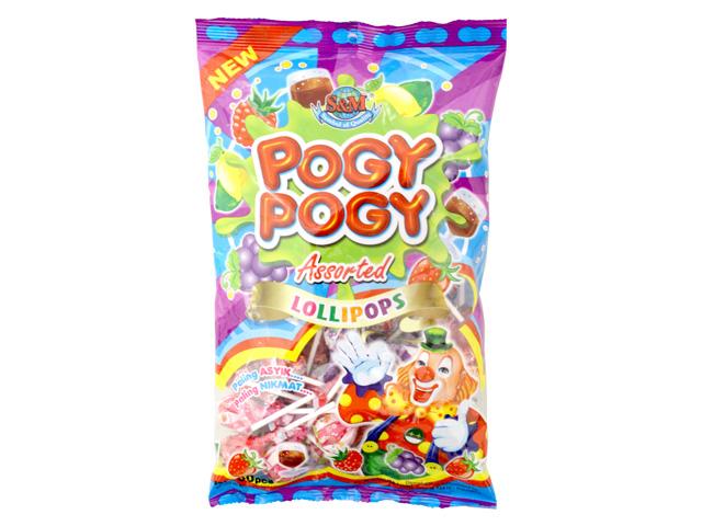 ポギーポギーロリポップキャンディ(50本)