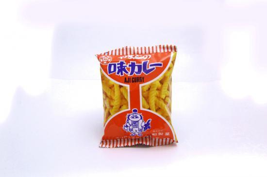 【大和製菓 味カレー】20円30個入り 駄菓子問屋佐塚商店