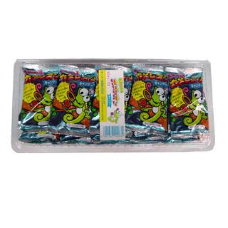 カメレオンキャンディー30円で楽しみながら美味しいカメレオンキャンディーです。