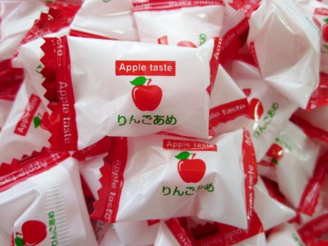 業務用 りんご飴キャンディ 1kgお客様へのお口直しキャンディ イベントに ノベルティー様におすすめ
