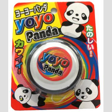 ぱんだヨーヨー 日本の伝統的な遊びです
