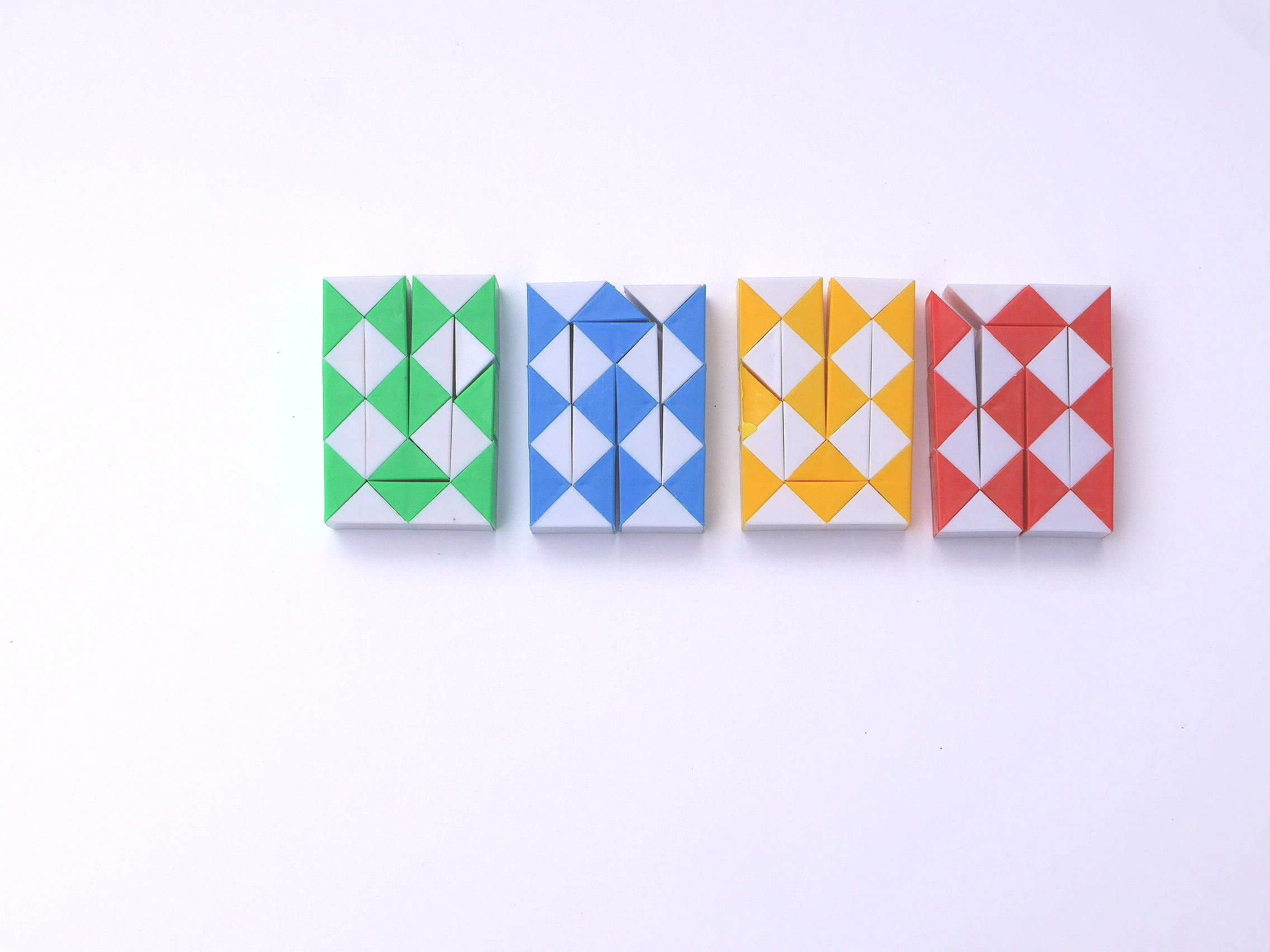 ポキポキパズルゲーム