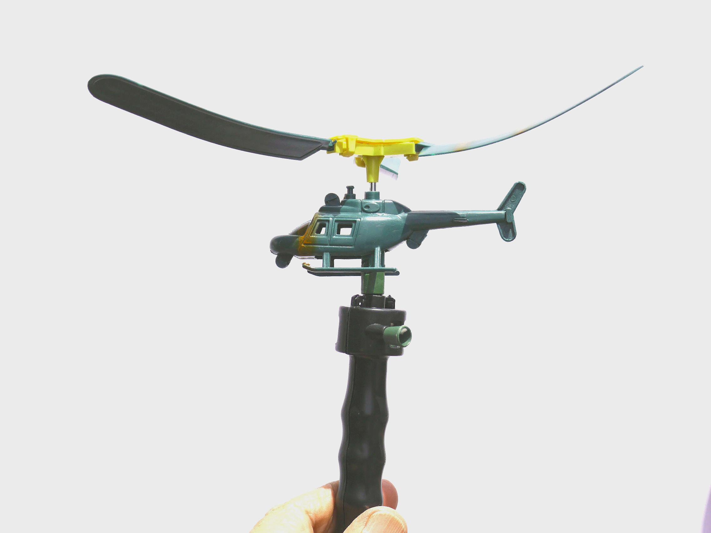 ヘリコプターシューター