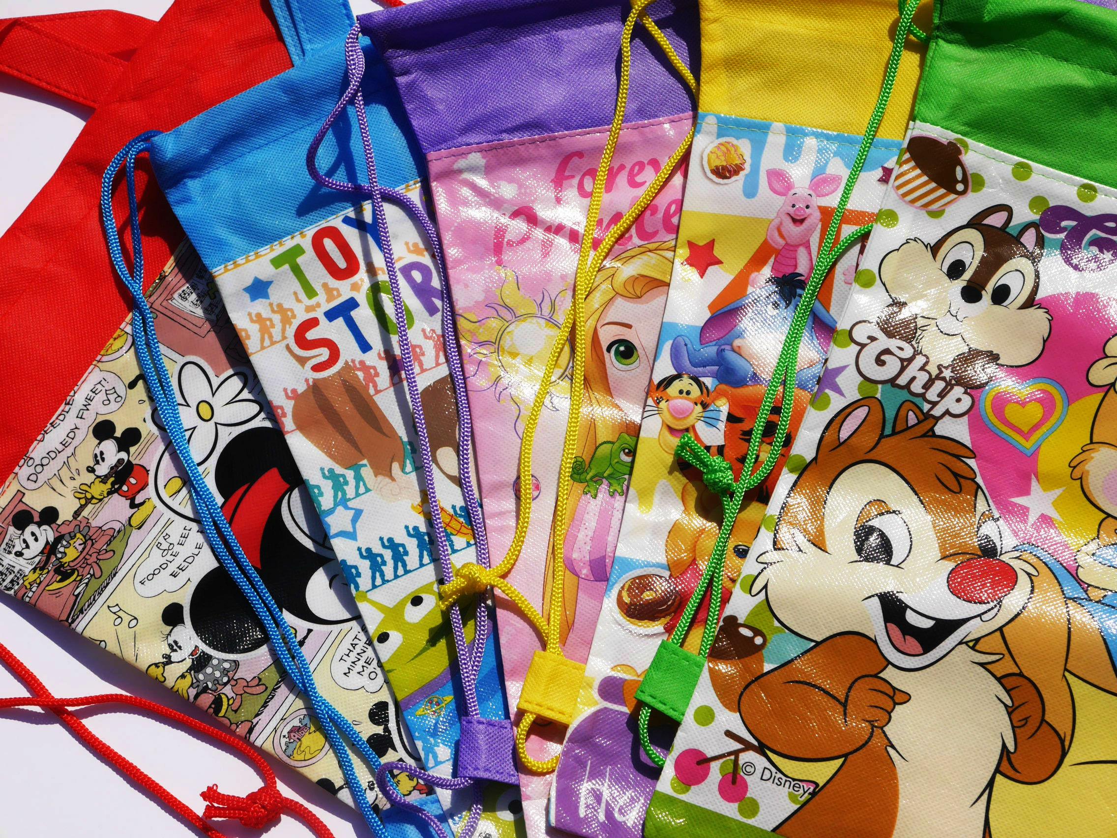 夏に向けてお子様の水着入れや塾の通い袋に便利です