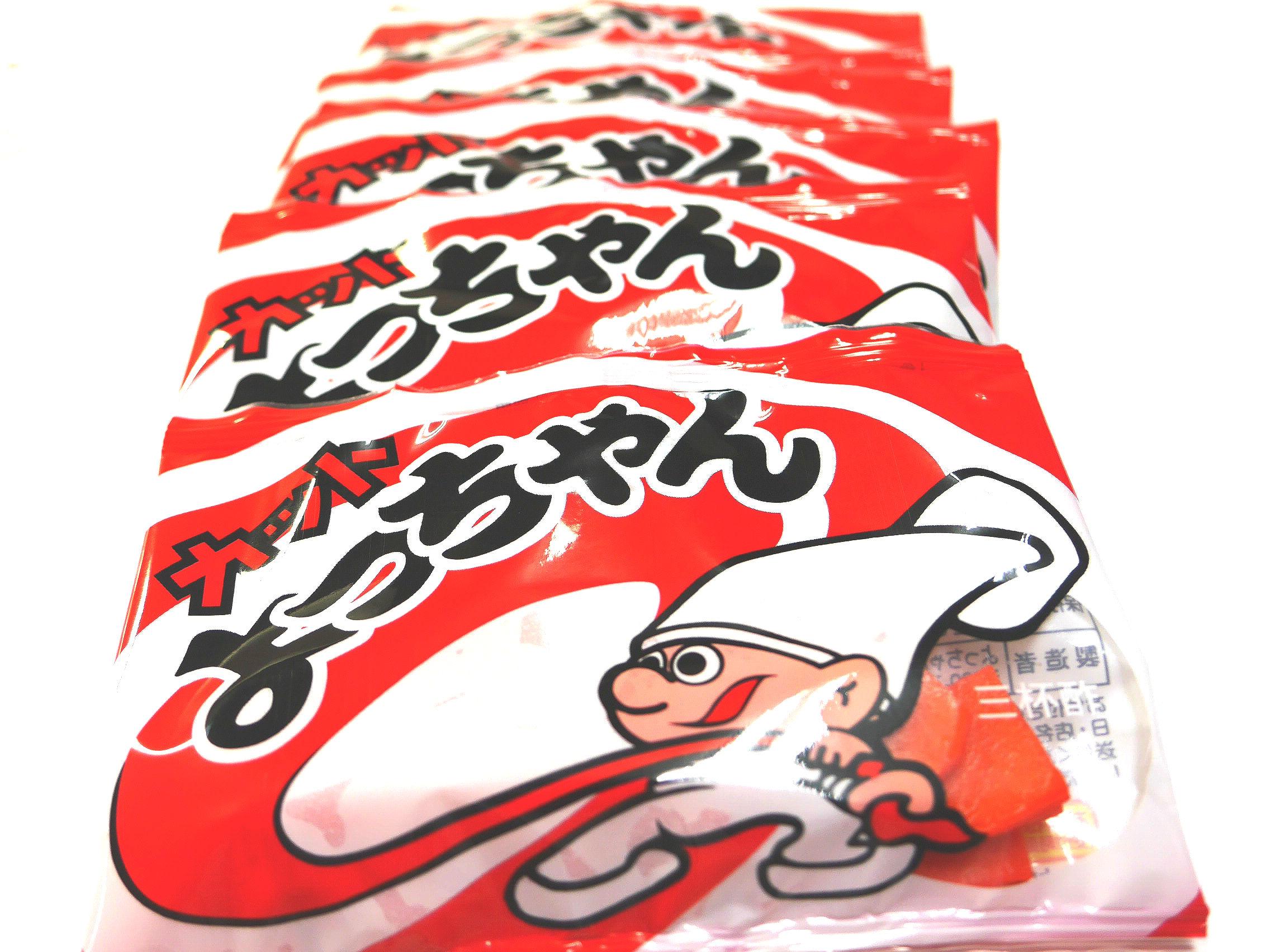 50円 かっとよっちゃん15g  20入
