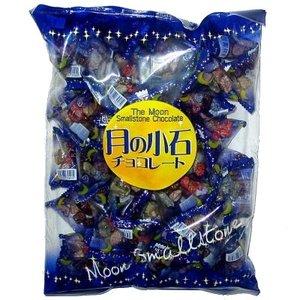小粒チョコレートが小さなお子様やご年配の方にも安心して食べていただけます