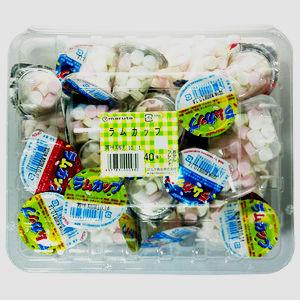 業務用 駄菓子・玩具問屋 【20円 ラムカップ 】 40袋入り