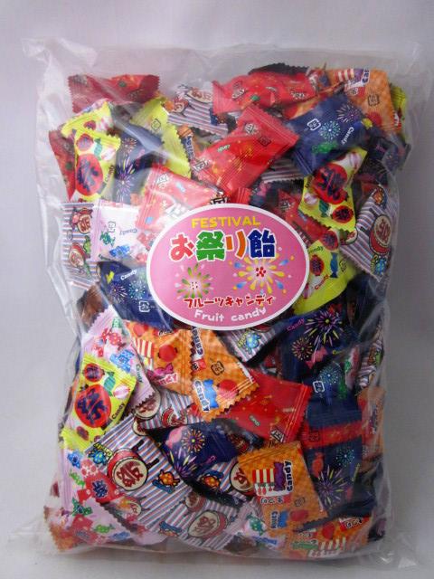 お祭りキャンディ 1kg入りの大袋ですのでお得です 即日発送できます