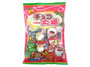 クリスマス用菓子 チョコ大福 マシュマロ【業務用駄菓子】10円30袋