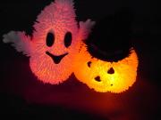 ハロウィン 光るパンプキン&ゴースト