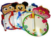 【ディズニーダイカットメッセージボード+ペン】 おもちゃ・駄菓子卸問屋