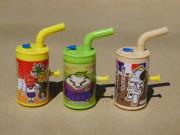 夏の遊びの水鉄砲 缶ジュース型ウォーター水ピス