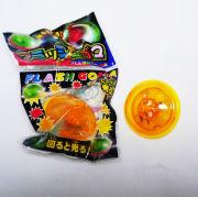 格安おもちゃ フラッシュコマ 25個セット