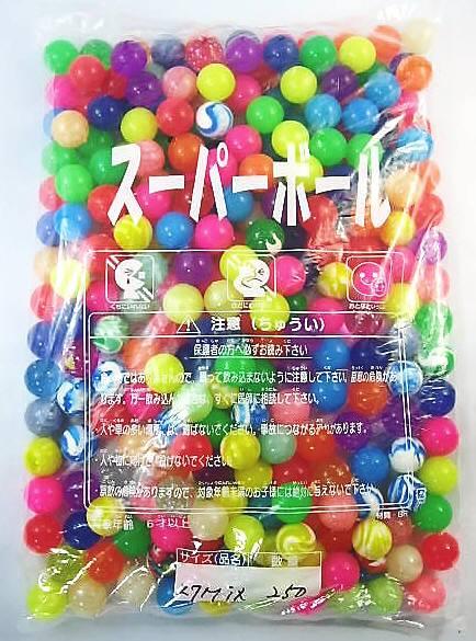 業務用・スーパーボール・中(250個入り)27mm