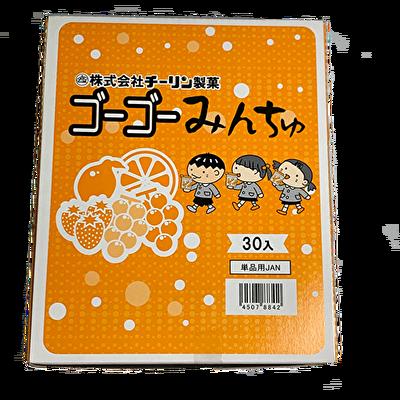 30円 ゴーゴーみんちゅ 30入/チーリン