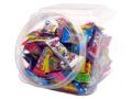 うまい棒キャンディポット うまい棒キャンディは おなじみのうまい棒キャラクターのキャンディです