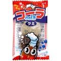 サワーコーラグミ コーラのスッキリ酸味の効いたグミはチビッ子に人気です
