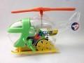 アクション ヘリコプターおもちゃ