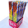 ビックチョコ コーンチョコスナックにピーナッツの入りのスティックチョコ リスカのロングラン商品で食べ飽きることのない人気