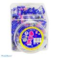 業務用/ポット入 あわ玉ソーダキャンディー グレープ味 100個+3