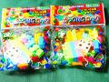 おもちゃ・まとめ買い/カラフルブロック 25袋