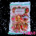 ご年配者の駄菓子 優しい味と甘みの焼き菓子、クローバー製菓のストロベリーは1袋12個入りの個包装です