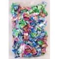 クリームソーダキャンディはメタリックカラーパッケージがカワイイっ イベントやつかみ取り 配布などにお薦めです即日発送承ります