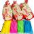 おせんべい100+2枚 色砂糖400g4色の経費節減セット