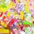 大容量!色々なフルーツの味が楽しめるフルーツミックスキャンディはどなたにも好まれます。1キロ・約250個入りと大量