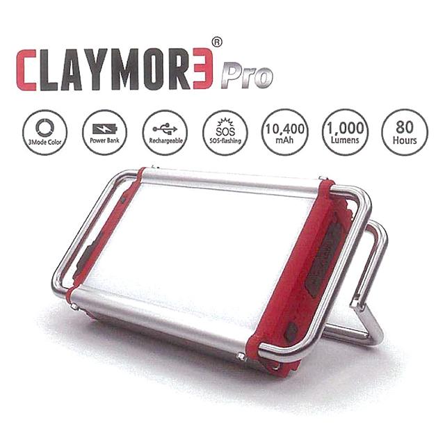 CLAYMOR3 Pro