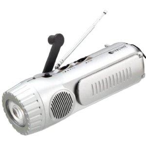 防災ラジオライト