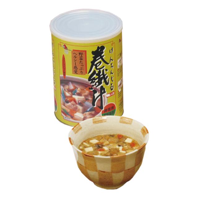 日本ジフィー けんちん汁