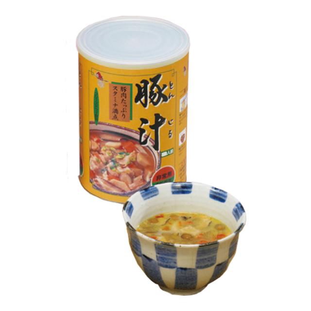 日本ジフィー 豚汁
