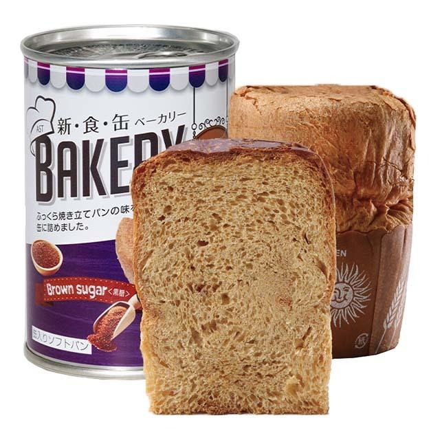 缶入りソフトパン 黒糖