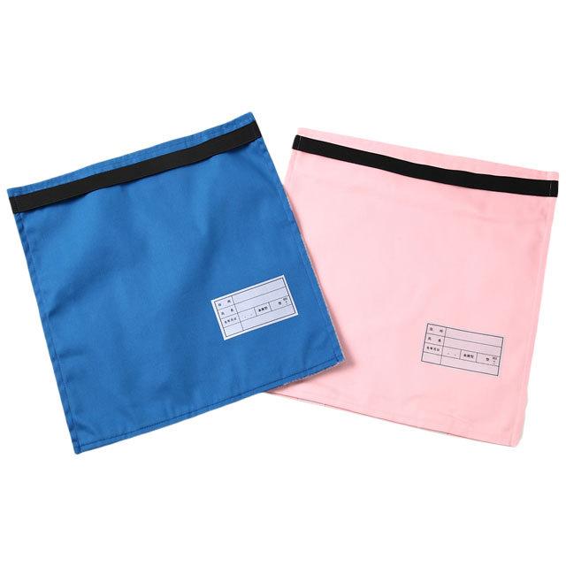 東京都葛飾福祉工場 学童用防災頭巾カバー
