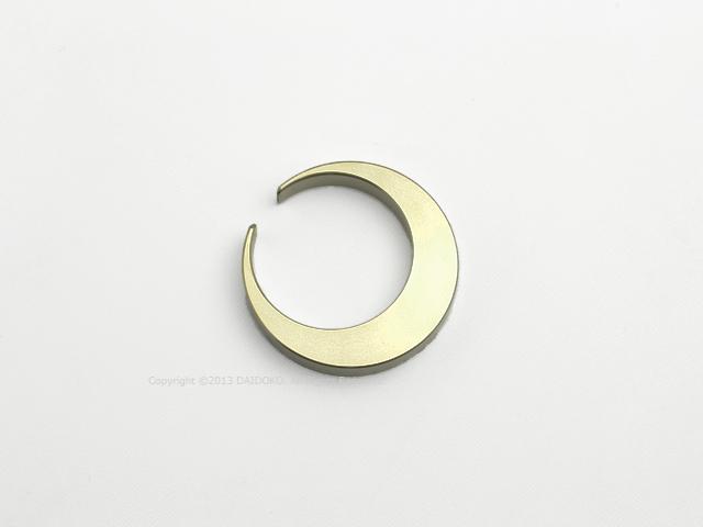 真鍮のフタガミ栓抜き