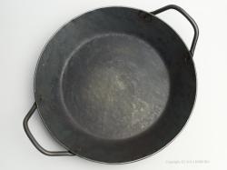 ドイツのTURK(ターク)の鉄グリルパン 28