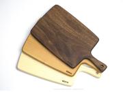 木製カッティングボード(木工作家:冨田聡子のハンドメイド作品)