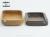 木工作家の冨田聡子の工房COCO(工房ココ)木製バターケース桜×ウォルナット