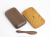 木工作家の冨田聡子の工房COCO(工房ココ)木製バターケースウォルナット×桜