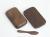 木工作家の冨田聡子の工房COCO(工房ココ)木製バターケースウォルナット