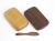 木工作家の冨田聡子の工房COCO(工房ココ)木製バターケース桜Xウォルナット