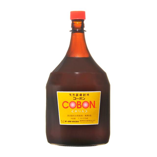 コーボン徳用サイズ かりん1800ml