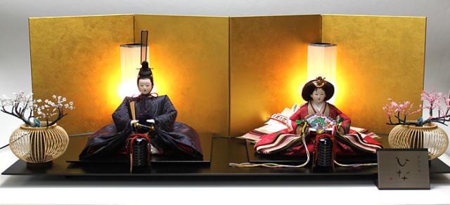清水久遊親王飾りセット153301b-02