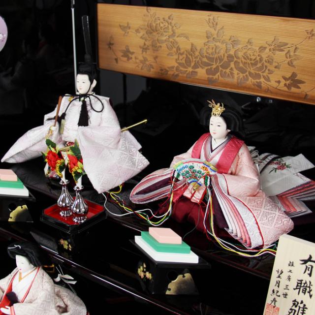 望月龍翠三段飾りセット163033-img