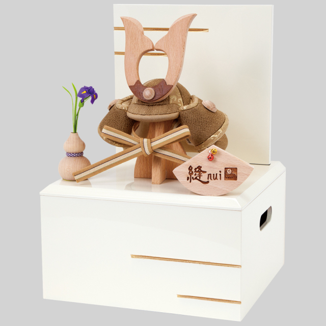 五月人形/縫nui-21-KB504DY