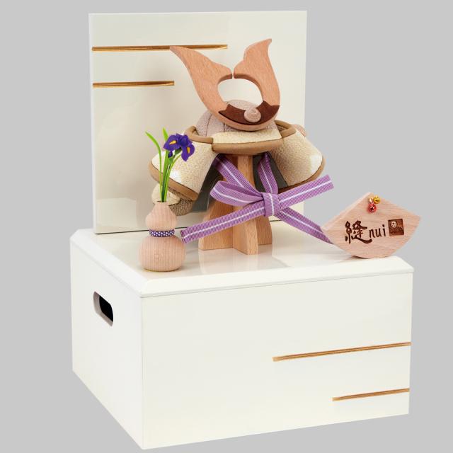五月人形/縫nui-21-KB501DY