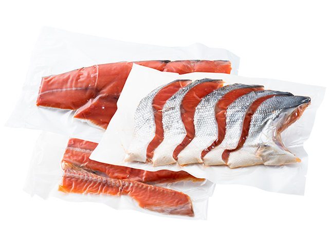 一汐紅鮭ハーフ