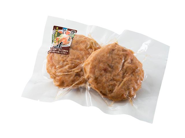 海鮮ハンバーグ鮭