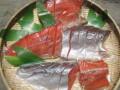 【数量限定】 一汐紅鮭 1本 切身セット